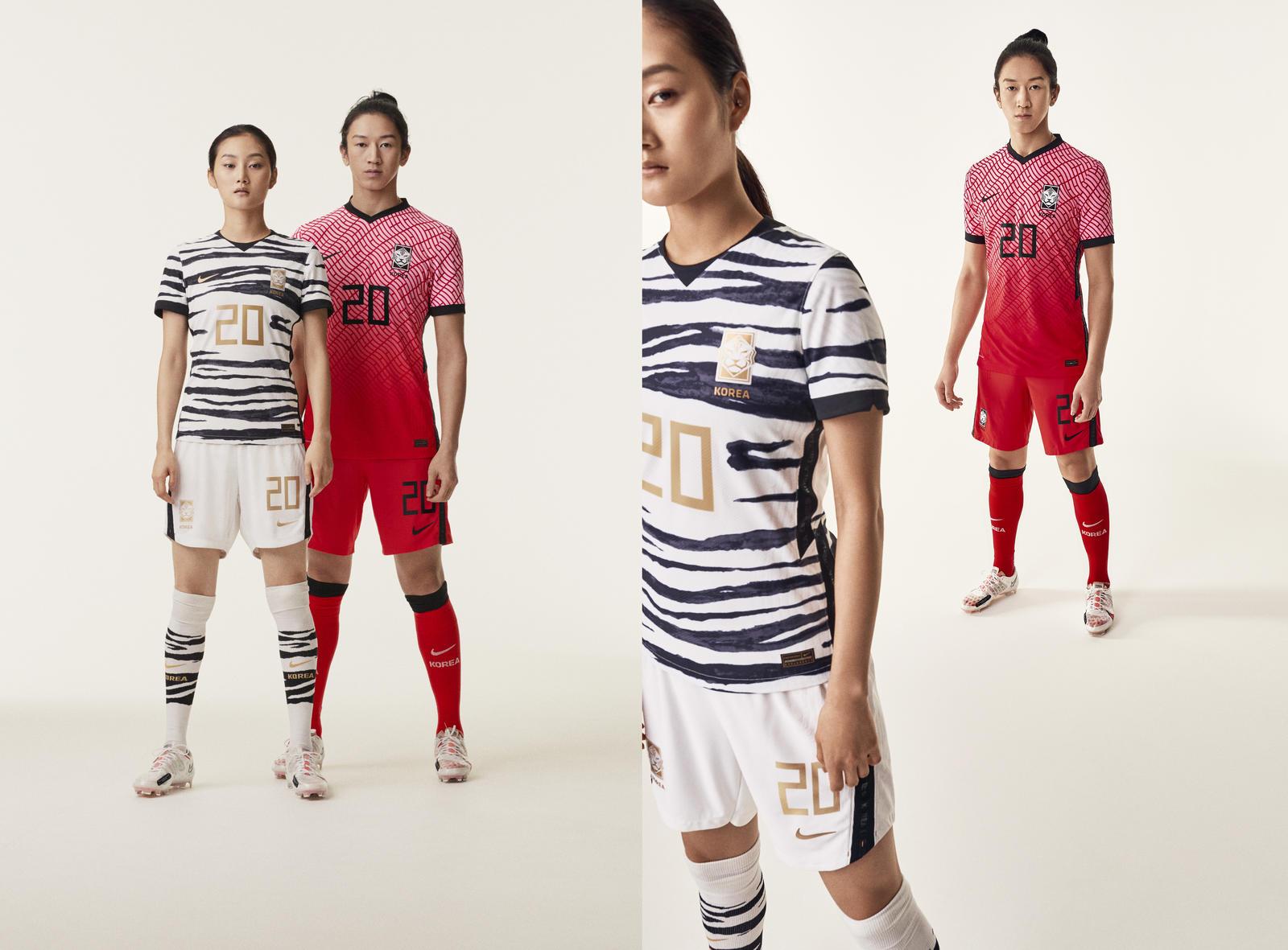 south korea olympic kit