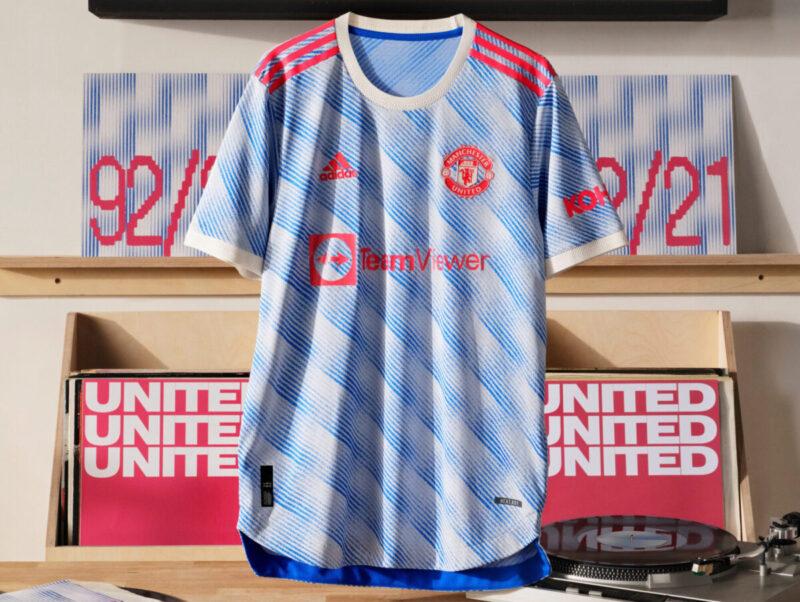 manchester united away kit 2021