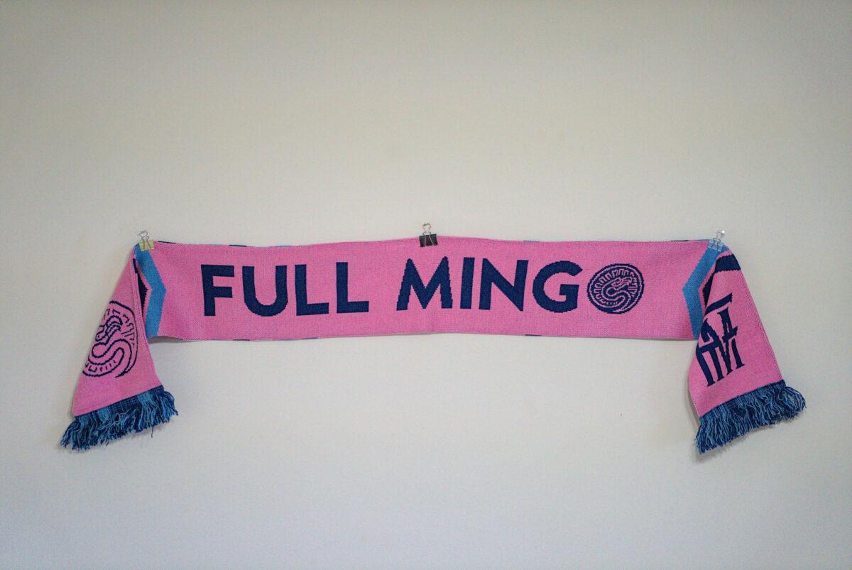 forward madison fc scarf