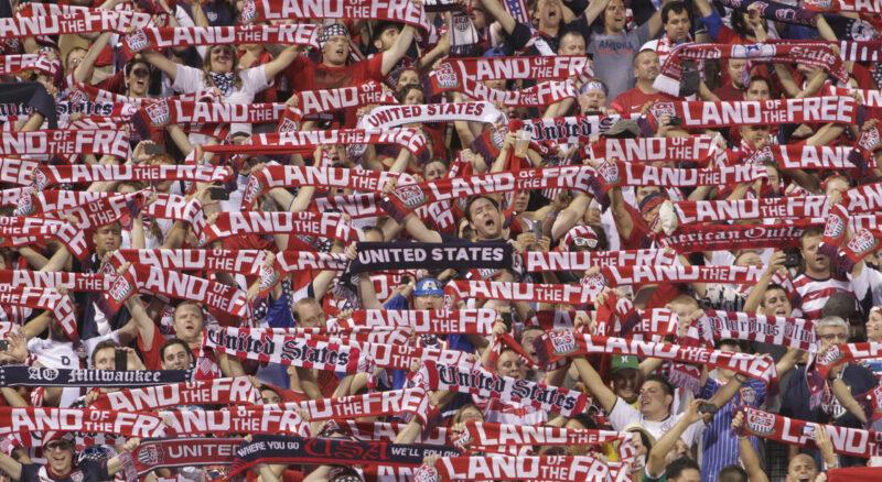 usmnt fans