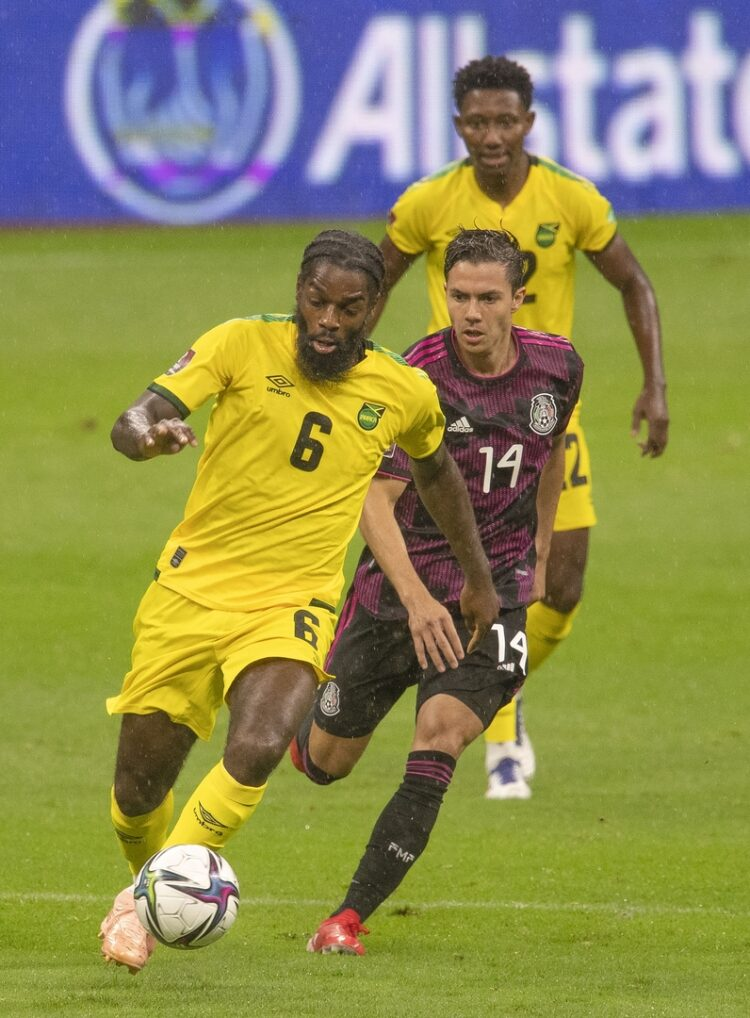 jamaica concacaf world cup qualifying
