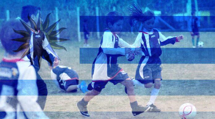 baby futbol uruguay