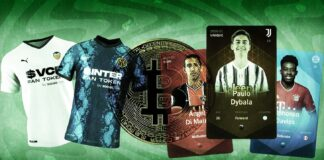 cryptocurrency football